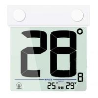 Оконный термометр на солнечной батарее RST 01388