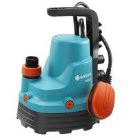 Насос дренажный для чистой воды 7000/C Gardena (01661-20, 01777-20)