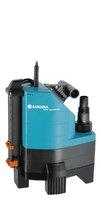 Насос дренажный для грязной воды 8500  AquaSensor Comfort Gardena (01797-20)