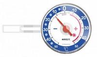 Термометр оконный биметаллический на липучке RST 02095
