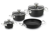Набор посуды Berndes BALANCE INDUCTION (4 предмета) (021200)