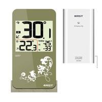 Цифровой термометр с радиодатчиком в стиле iPhone RST 02257