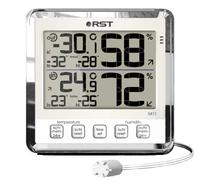 Цифровой термогигрометр с большим дисплеем RST 02413