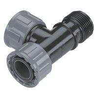 Соединитель Т-образный PRO для подключения клапана для полива Gardena (02751-20)