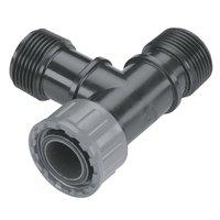 Соединитель Т-образный PRO для подключения клапана для полива Gardena (02755-20)