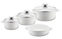 Набор посуды Berndes VARIO CLICK INDUCTION WHITE (4 предмета) (032100)
