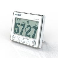 Цифровой таймер-секундомер с часами RST 04200
