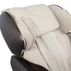 Gess Desire Массажное кресло (бежево-коричневое)
