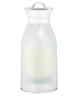 Термос-бутылочка Alfi milky white 0,75 L