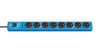 Сетевой фильтр 2 м Brennenstuhl hugo!, 8 розеток (1150610388)