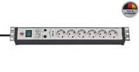 Сетевой фильтр 3 м Brennenstuhl Premium-Line 30.000A, 6 розеток (1156057396)