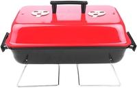 Жаровня для пикника переносная прямоугольная, RoyalGrill 43x25x23 80-116