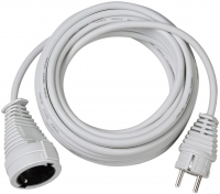 Удлинитель 10 м Brennenstuhl Quality Extension Cable, белый (1168460)