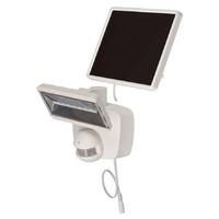 Прожектор на солнечной батарее Brennenstuhl LED SOL 800, 400 лм, белый, IP44 (1170850010)