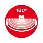 Датчик движения Brennenstuhl PIR 180, белый (1170900)