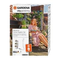 Комплект микрокапельного полива для вертикального садоводства для 12 угловых горшков Gardena (13157-20)