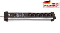 Сетевой фильтр 3 м Brennenstuhl Premium-Protect-Line 60 000 А, 6 розеток (1391000607)
