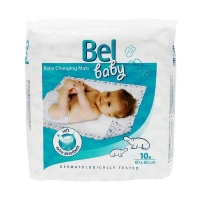 Детские впитывающие пеленки PAUL HARTMANN Bel Baby Changing Mats, 60 х 60 см, 10 шт. (1619605)