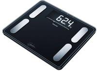 Весы напольные электрон. Beurer BF410, черные