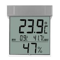 Термо-гигрометр оконный цифровой TFA Vision 30.5020