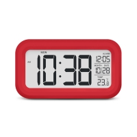 Термометр цифровой с часами СТЕКЛОПРИБОР (300517)