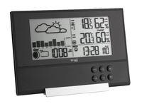 Цифровая метеостанция с беспроводным датчиком TFA PURE PLUS (35.1106)
