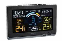 Цифровая метеостанция с беспроводным датчиком TFA SPRING BREEZE (35.1140.01)