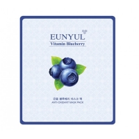 Маска для лица с экстрактом черники EUNYUL Blueberry Mask Pack 30 мл (401718)