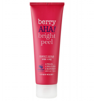 Скраб с экстрактом черники и АНА-кислотами ETUDE HOUSE BERRY AHA BRIGHT PEEL PERFECT SCRUB 120 мл (431746)