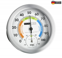 Термо-гигрометр биметаллический TFA 45.2028