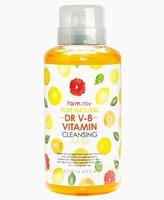 Очищающая вода с витаминами FarmStay PURE CLEANSING WATER VITAMIN 500 мл (481594)