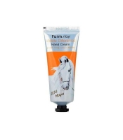 Крем для рук с лошадиным маслом FarmStay VISIBLE DIFFERENCE HAND CREAM HORSE OIL (510046)