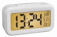 Цифровые часы с термометром LUMIO TFA (60.2018.02)