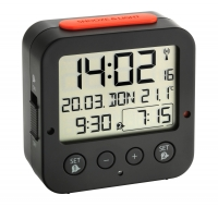 Цифровой радиобудильник с термометром TFA BINGO (60.2528.01)