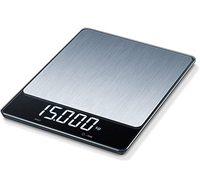 Весы кухонные электронные Beurer KS34 XL Stainless Steel
