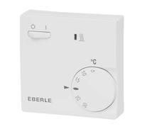 Терморегулятор Eberle RTR-E 6202 с выключателем и индикатором