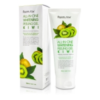 Пилинг гель с экстрактом киви FarmStay All-In-One Whitening Peeling Gel Kiwi 180 мл (7284774)