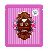 Гидрогелевая маска KOELF Ruby & Bulgarian Rose Hydro Gel Mask Pack 30 гр. (802544)