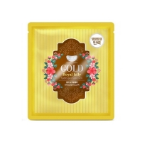 Гидрогелевая маска KOELF Gold & Royal Jelly Hydro Gel Mask Pack 30 гр. (802551)