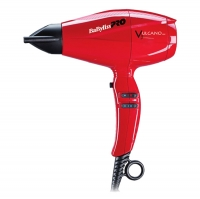 Фен BaByliss PRO BAB6180IRE VULCANO V3 IONIC 2200W Red