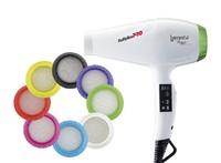 Фен профессиональный BaByliss PRO BAB6350IE Luminoso 2100w (белый)