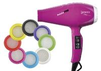 Фен профессиональный BaByliss PRO BAB6350IFE Luminoso 2100W (фуксия)