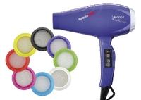 Фен профессиональный BaByliss PRO BAB6350IPE Luminoso 2100W (фиолетовый)