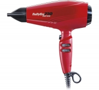 Фен BaByliss PRO RAPIDO ULTRA LIGHT RED BAB7000IRE