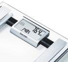 Весы диагностические стеклянные Beurer BG39 напольные электронные
