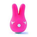 Вибростимулятор RestArt Bunny (RA-306) 9 см розовый