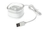Электрическая звуковая зубная щетка CS Medica CS-333-WT белая