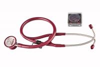 Стетофонендоскоп CS Medica CS-422 Premium (малиновый)