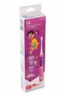 Электрическая звуковая зубная щетка CS Medica CS-562 Junior (розовая)