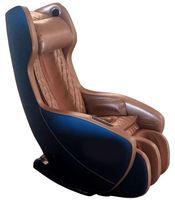 Gess Bend массажное кресло (сине-коричневое)